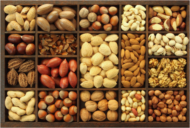 Nuts get a dietitian's tick of approval