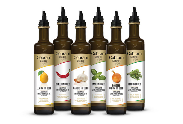 A dietitian's product review: Cobram Estate infused oils