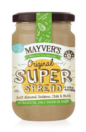 Mayver's Super Spread